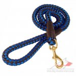 Strong Dog Leash | Rope Dog Lead with Handle