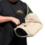 Jute Dog Bite Arm Sleeve for Schutzhund Training