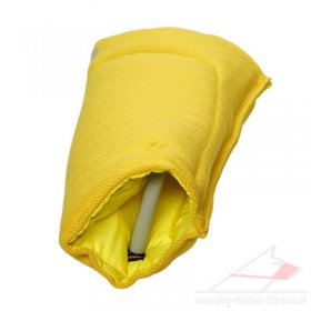 French Linen Working Dog Bite Sleeve For Young Dog Training