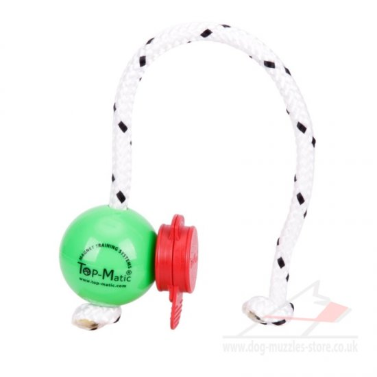 New Top Matic Small Dog Ball Thrower & MAXI Power Clip Set