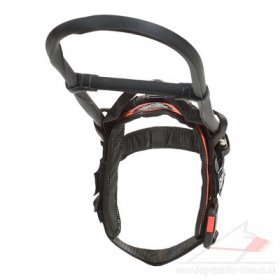 """Steadfast Friend"" Service Dog Mobility Assistance Harness"