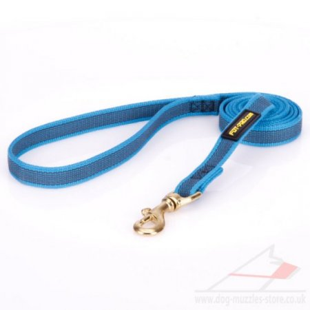 New! Royal Blue Dog Leash For Strong Dog Walking And Training