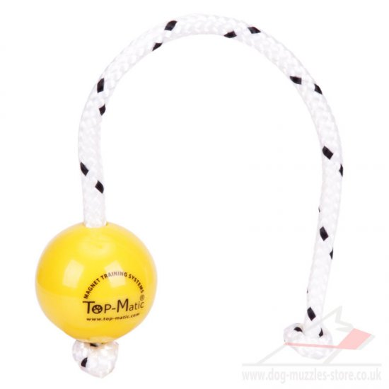 Top Matic Magnet Ball with String