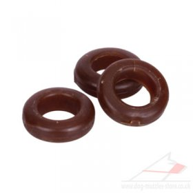 "Premium Natural Dry Dog Food ""Edible Treat Rings"""