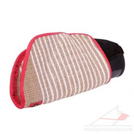 "New Jute Bite Sleeve for Dogs ""Dynamic Training"""