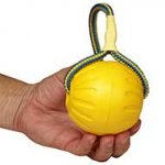 Extra Strong Dog Toys | DuraFoam Dog Fetch Toy 3.5 in