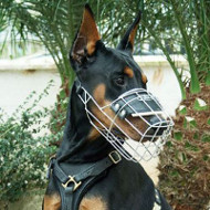 Doberman Muzzle Basket Form | Dog Muzzles UK Bestsellers