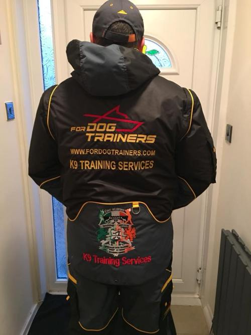 K9 dog training apparel UK
