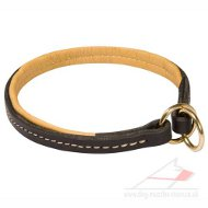Choke Dog Collar | Dog Leather Collar