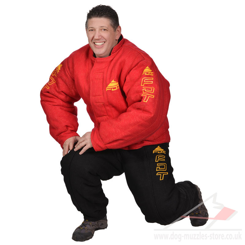 Dog Bite Protection Suit Uk Dog Training Bodysuit 163 986 60