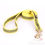 NEW! Trendy Yellow Dog Design Leash For Dog Daily Walk