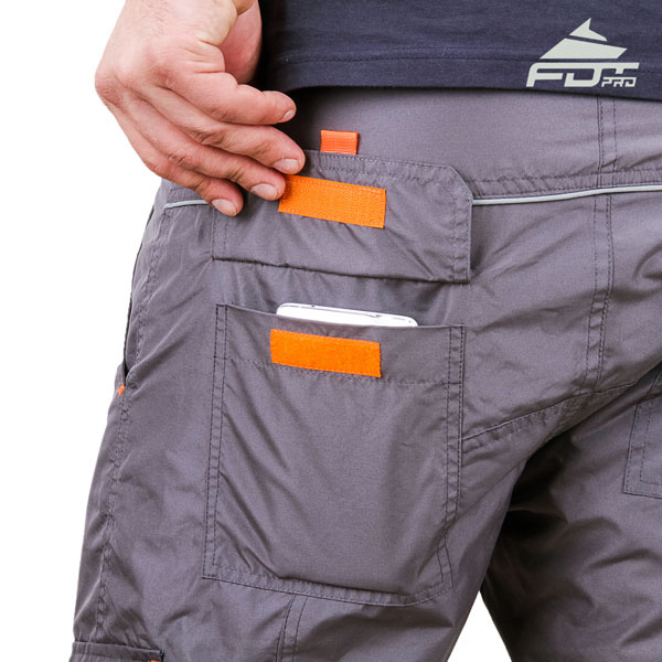 raining Pants with Back Pockets Buy UK