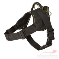 The Best Nylon Dog Harness with Handle for Small/Large Dogs