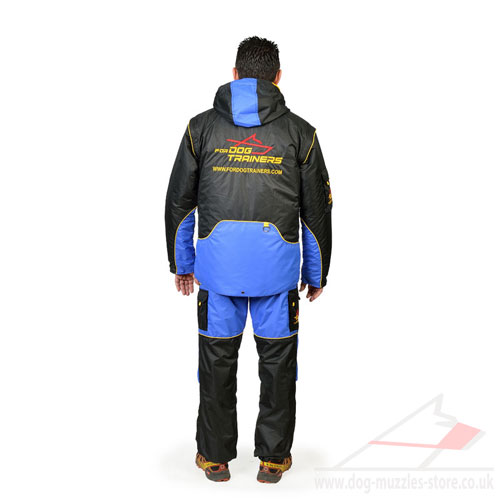 buy dog training protective suits in UK