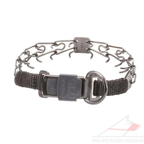 Herm Sprenger steel dog collar