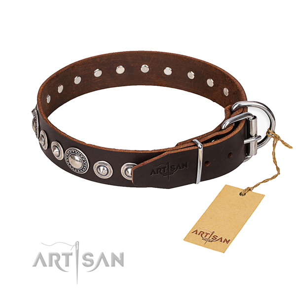 Handmade Dog Collar buy uk