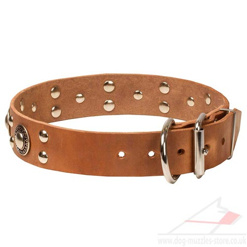 Handmade Dog Collars for Large Dogs