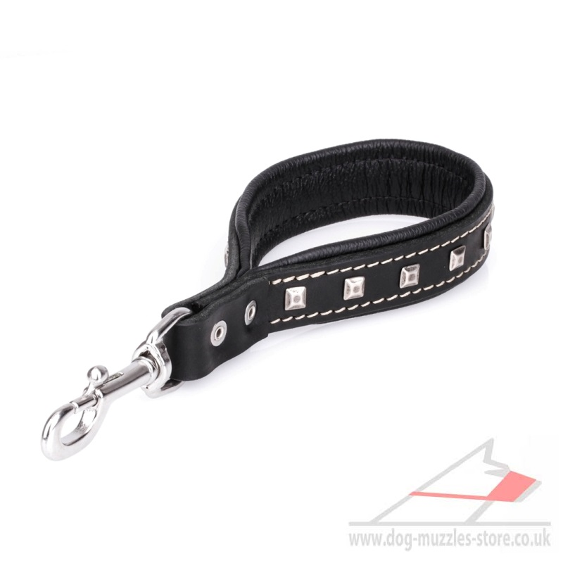 Short Dog Leash For Sale Leather Dog Lead For Safe