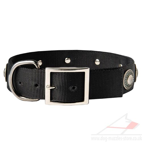 Strong Dog Collar for German Shepherd