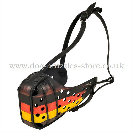 Dog Basket Muzzle UK