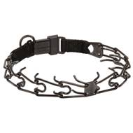 New Stainless Steel Training Pinch Collar, 3.2 mm