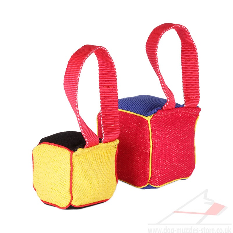 Indestructible Dog Tug Toy: Durable Dog Toys For Biting