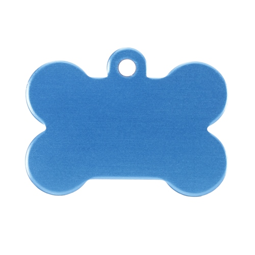 Dog bone name tag
