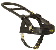 Guide Dog Harness with Handle for Service Dog