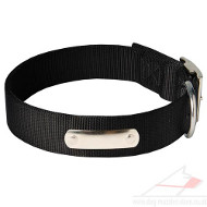 ID Dog Collar | Personalized Dog Collar Made of Nylon