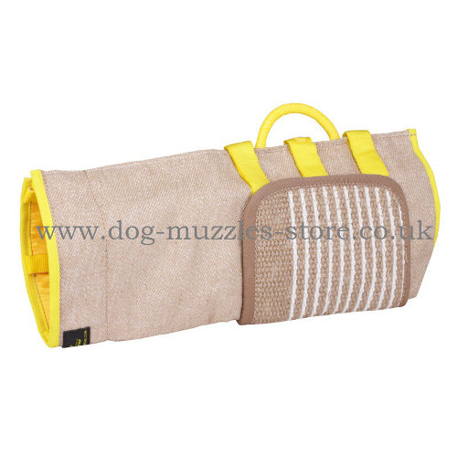 Buy Jute Bite Sleeve Cuff UK