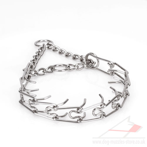 buy large dog prong collar online
