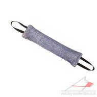 Large Dog Training Tug | Strong Dog Toys French Linen