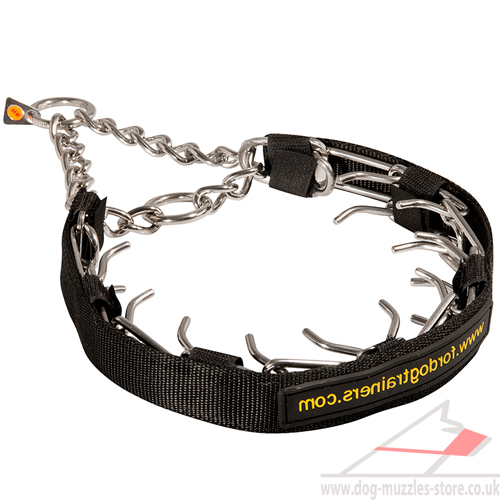 Herm Sprenger Dog Collar UK