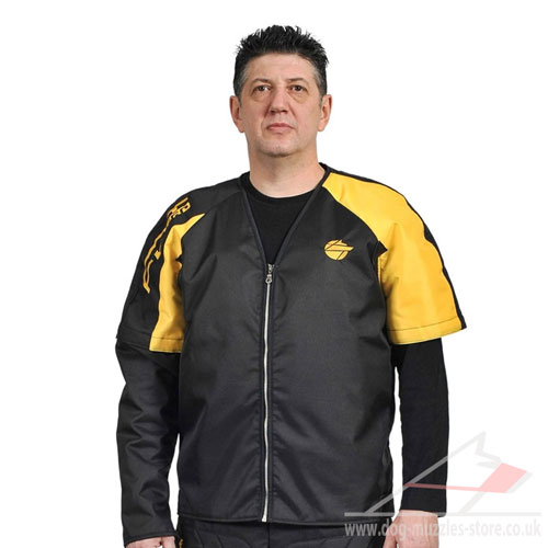 Practical Dog Handler Training Jackets with Removable Sleeve