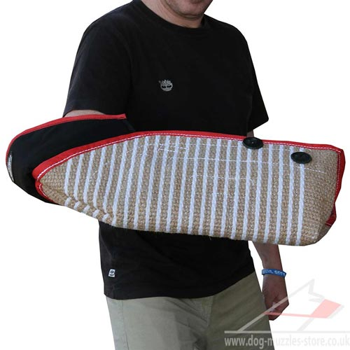 Jute Bite Sleeve for Professional IGP Training - Click Image to Close