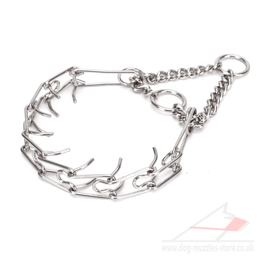 Semi-Choker Good Dog Pinch Collar 2.3 mm of Stainless Steel