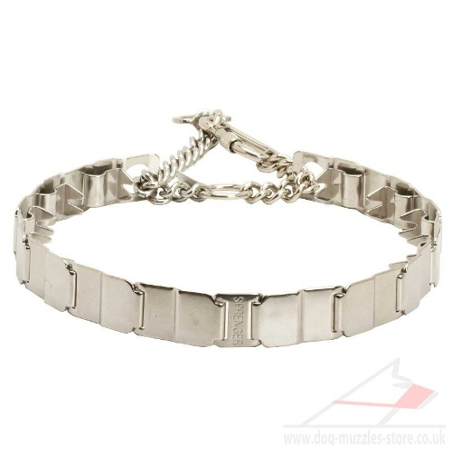 Great Neck Tech Sport Prong Collar Stainless Steel