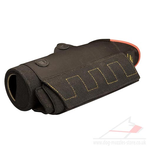 Short Dog Training Arm Bite Sleeve UK for IGP