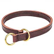 "Excellent Choke Collar for Dogs ""Obedient Canines"" 1 inch"