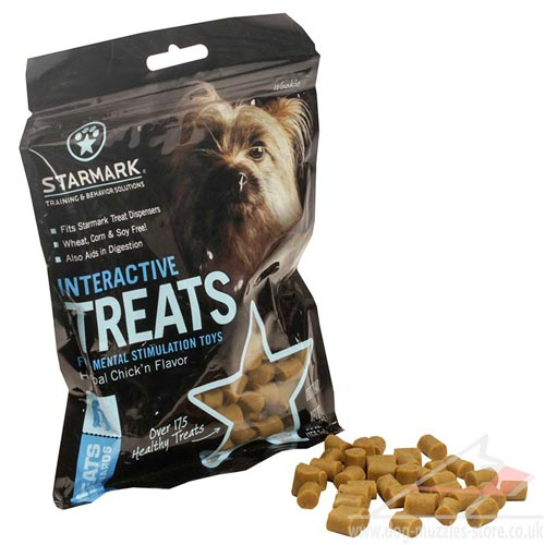 treats for dog chewing toy