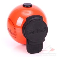Hard Plastic Top Matic Magnetic Ball | Dog Reward Ball UK