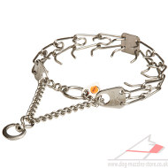 Pinch Collar for Dogs | HS Prong Collar UK of 2.25 mm Steel Wire