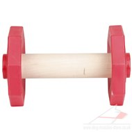 Light Dog Obedience Dumbbell for Joyful Dog Training and Games