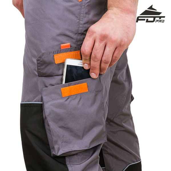 Training Pants with Side Pockets Buy UK