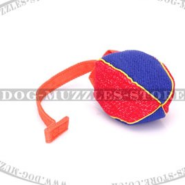 Soft Dog Bite Tug Toy with a T-Handle